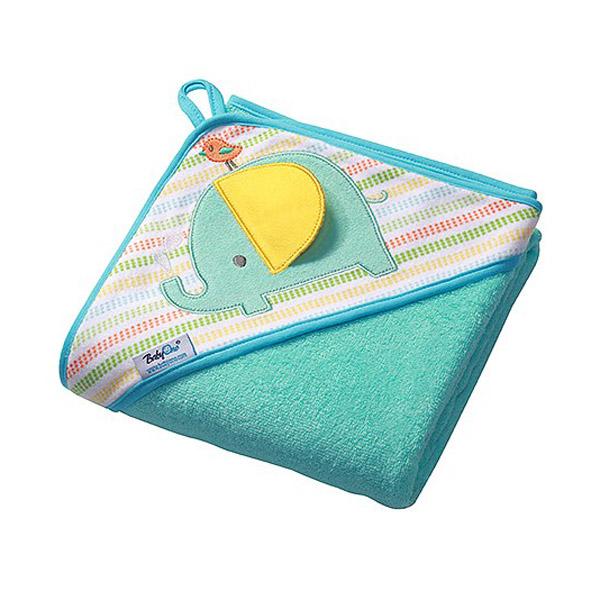 Полотенце BabyOno Soft 76*76 см Мята<br>