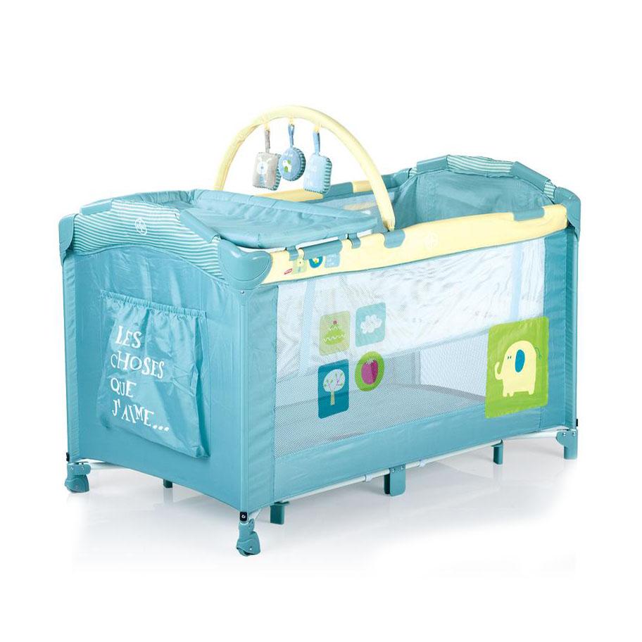 Манеж-кровать Babies P-695H<br>