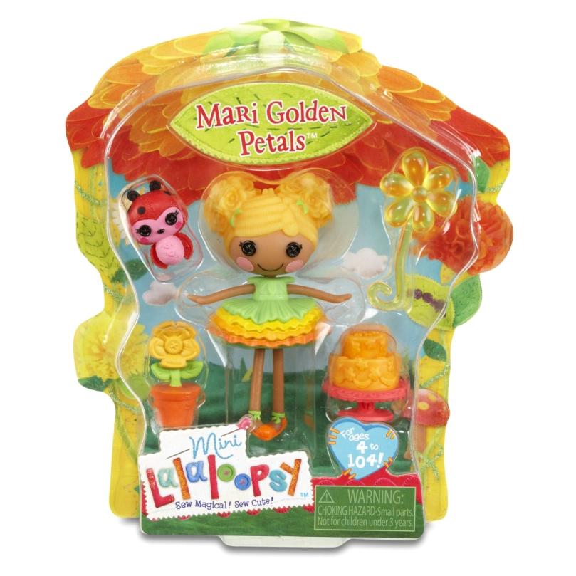 Кукла Mini Lalaloopsy с аксессуарами Mari Golten Detals