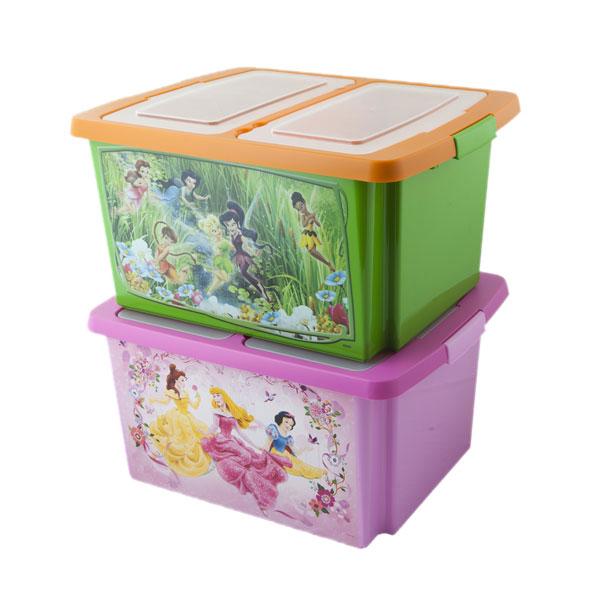 Ящик для игрушек ОКТ Disney 30 л<br>
