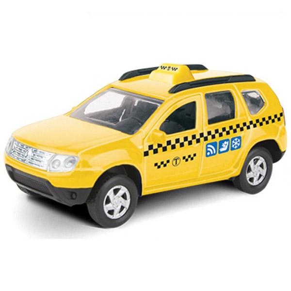 Машинка Autotime RENAULT DUSTER такси 1:38<br>