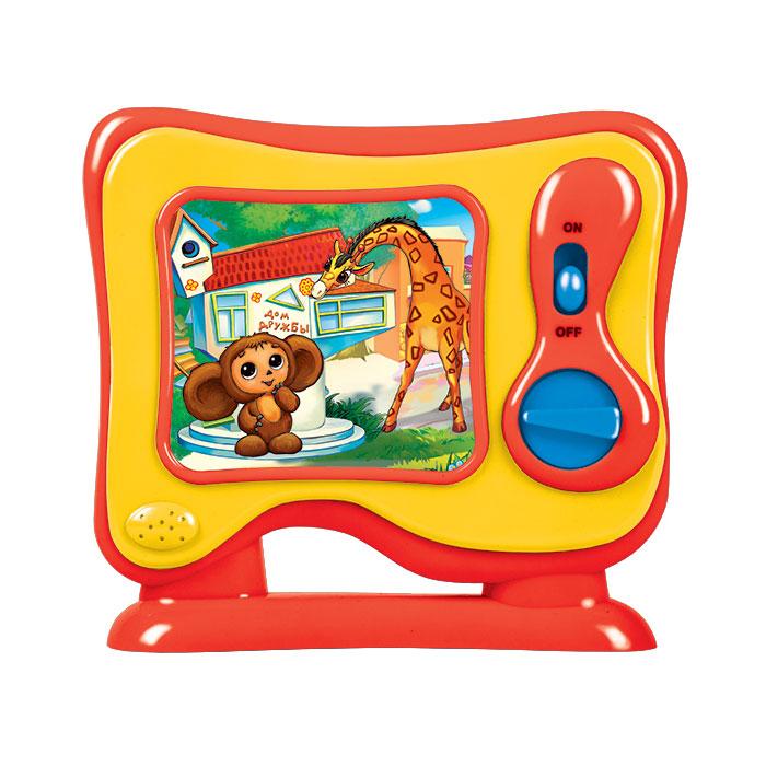 Развивающая игрушка Умка Чебурашка телевизор<br>
