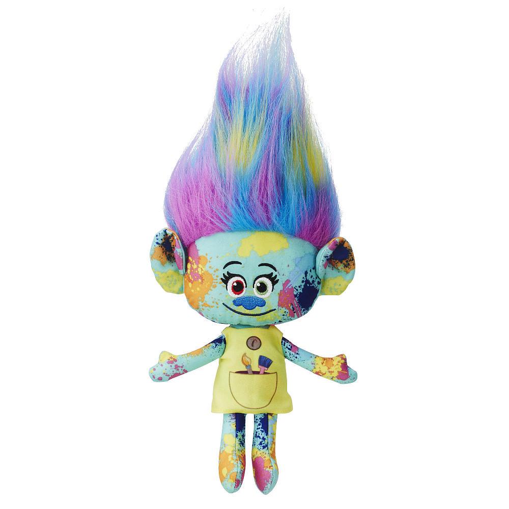 Игрушка Hasbro Trolls Тролли из плюша в ассортименте<br>
