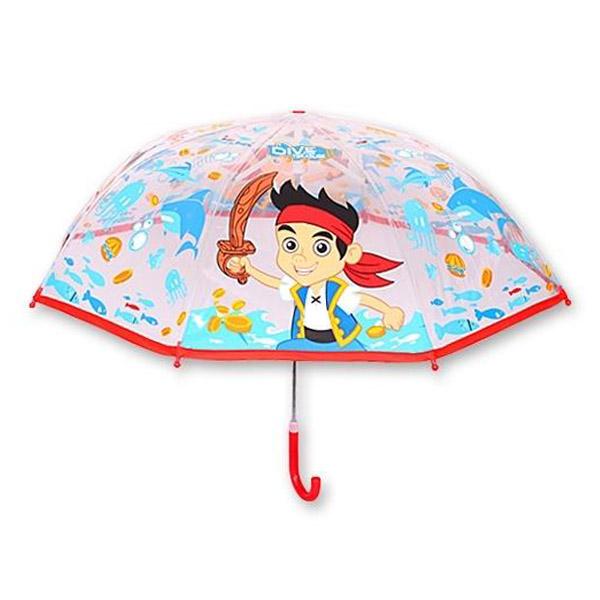 Зонт-трость Disney детский Пират Джейк<br>