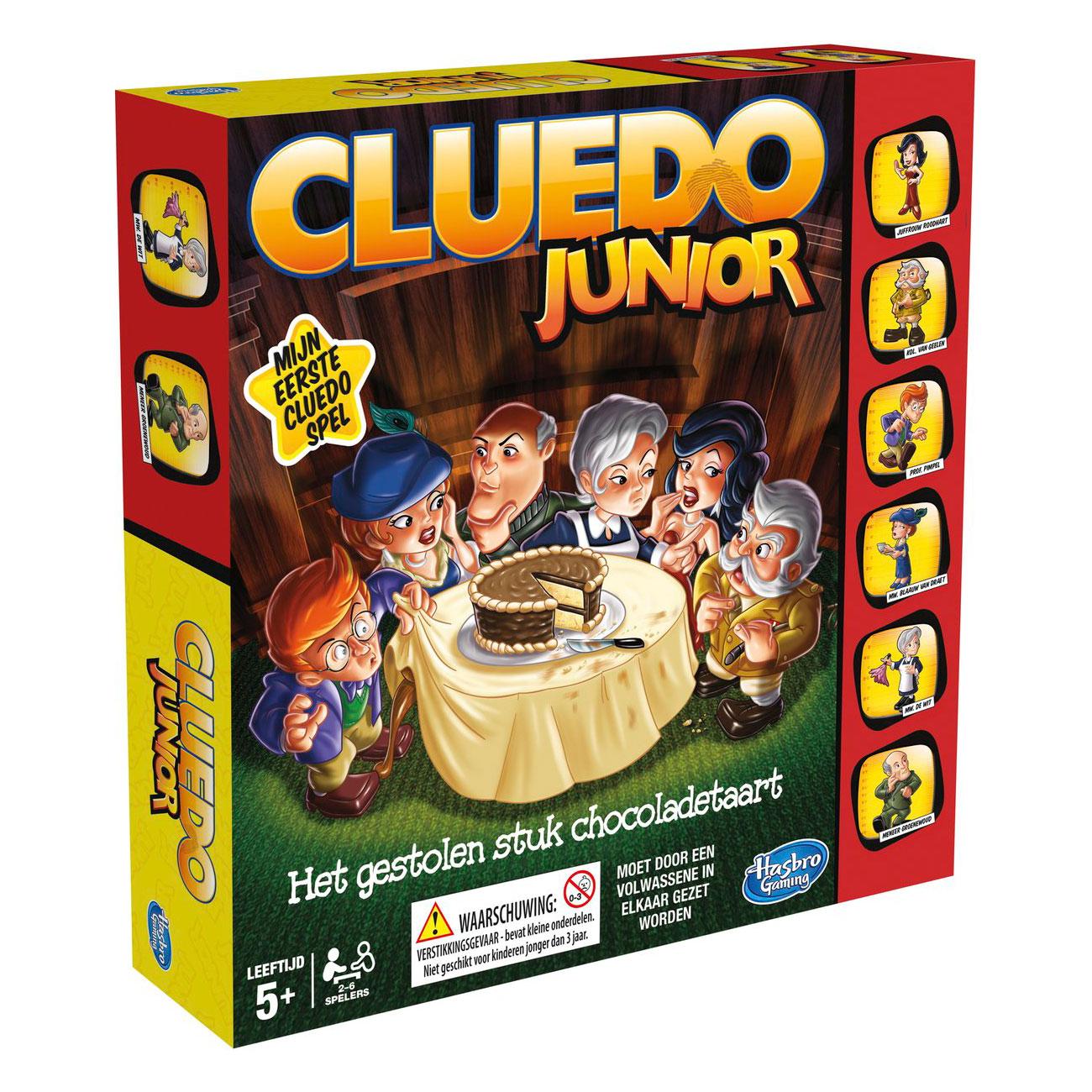 Игра Hasbro Моя первая игра - Клуэдо<br>