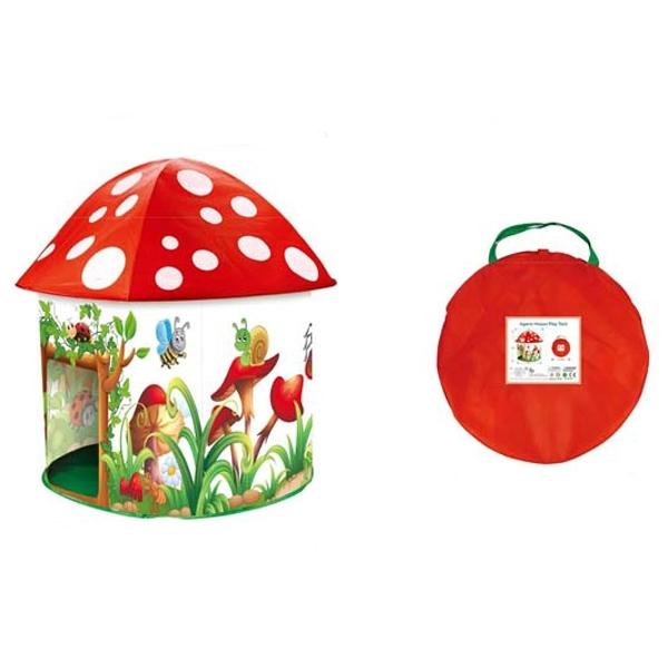 Игровая палатка YAKO Цветочный домик Y8300095<br>
