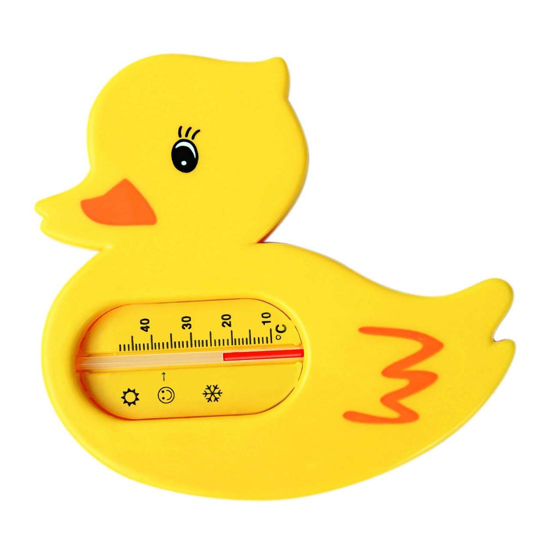 Термометр Курносики Уточка Для воды и воздуха