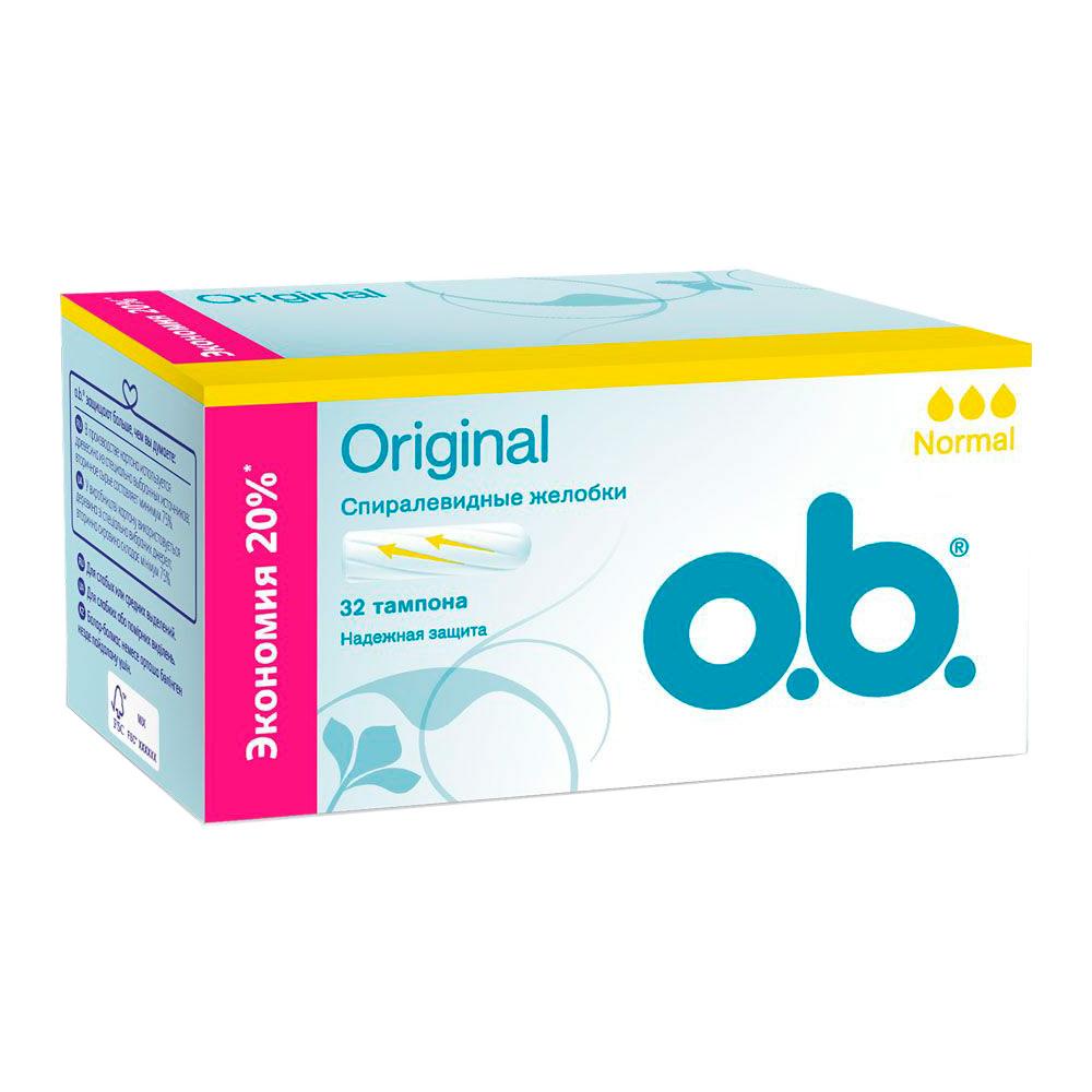 ������� o.b. Original ������ 32 ��