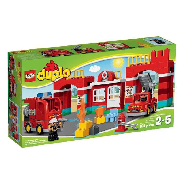 Конструктор LEGO Duplo 10593 Пожарная станция<br>