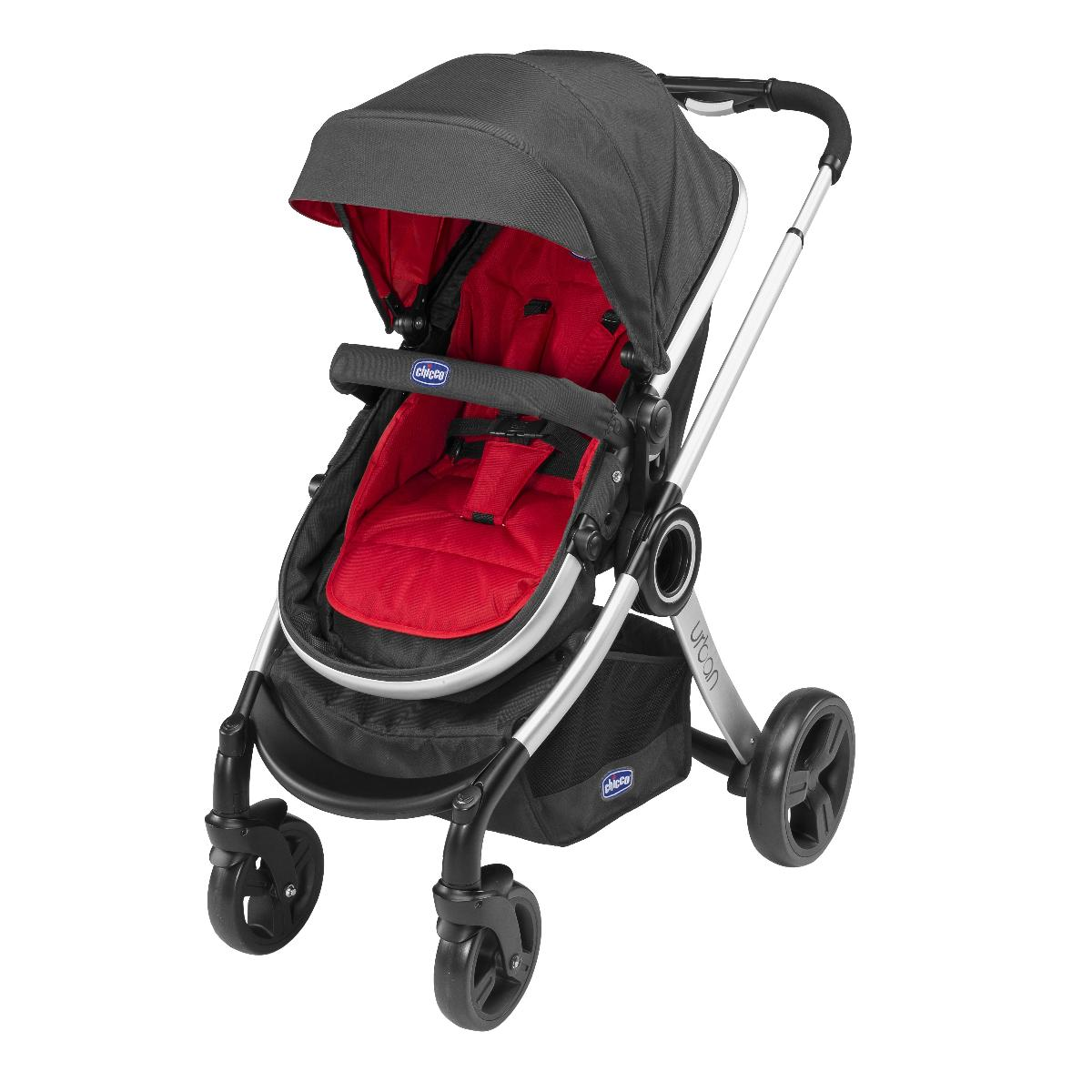 �������-����������� Chicco URBAN red