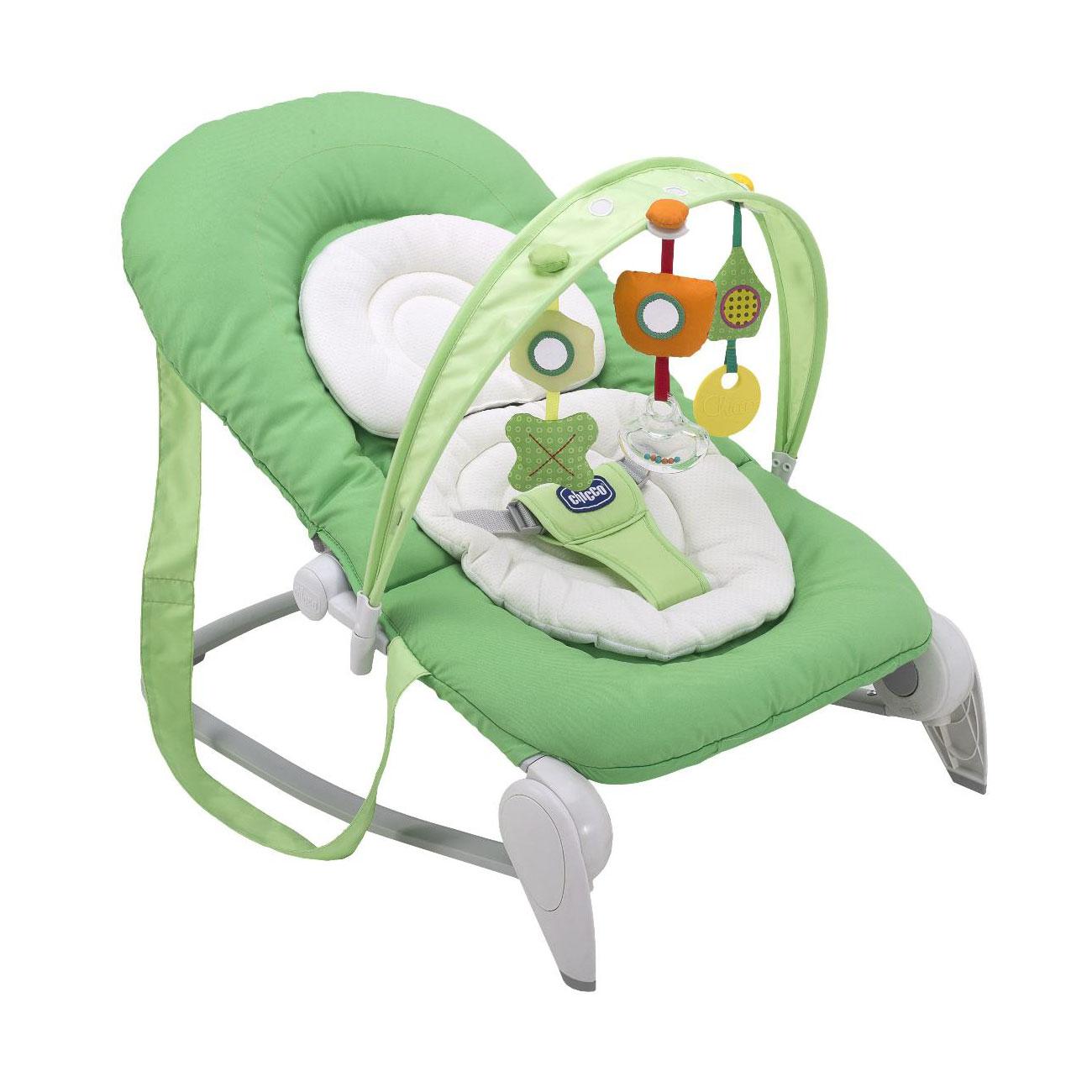 Кресло-качалка Chicco Hoopl Baby Greenland<br>