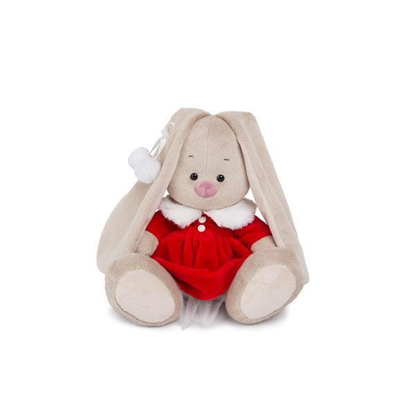 Мягкая игрушка Зайка Ми В алом платье<br>