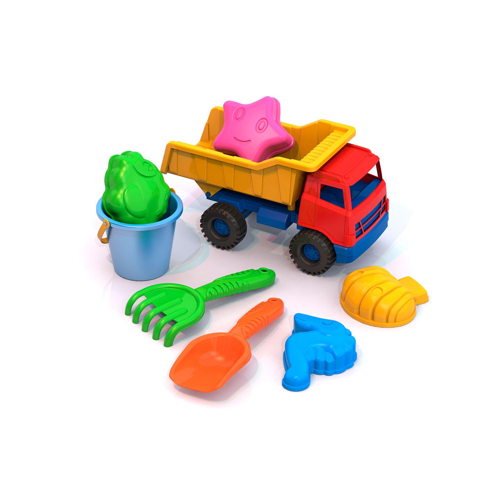 Игрушки для песочницы НОРДПЛАСТ Набор для песка №16<br>