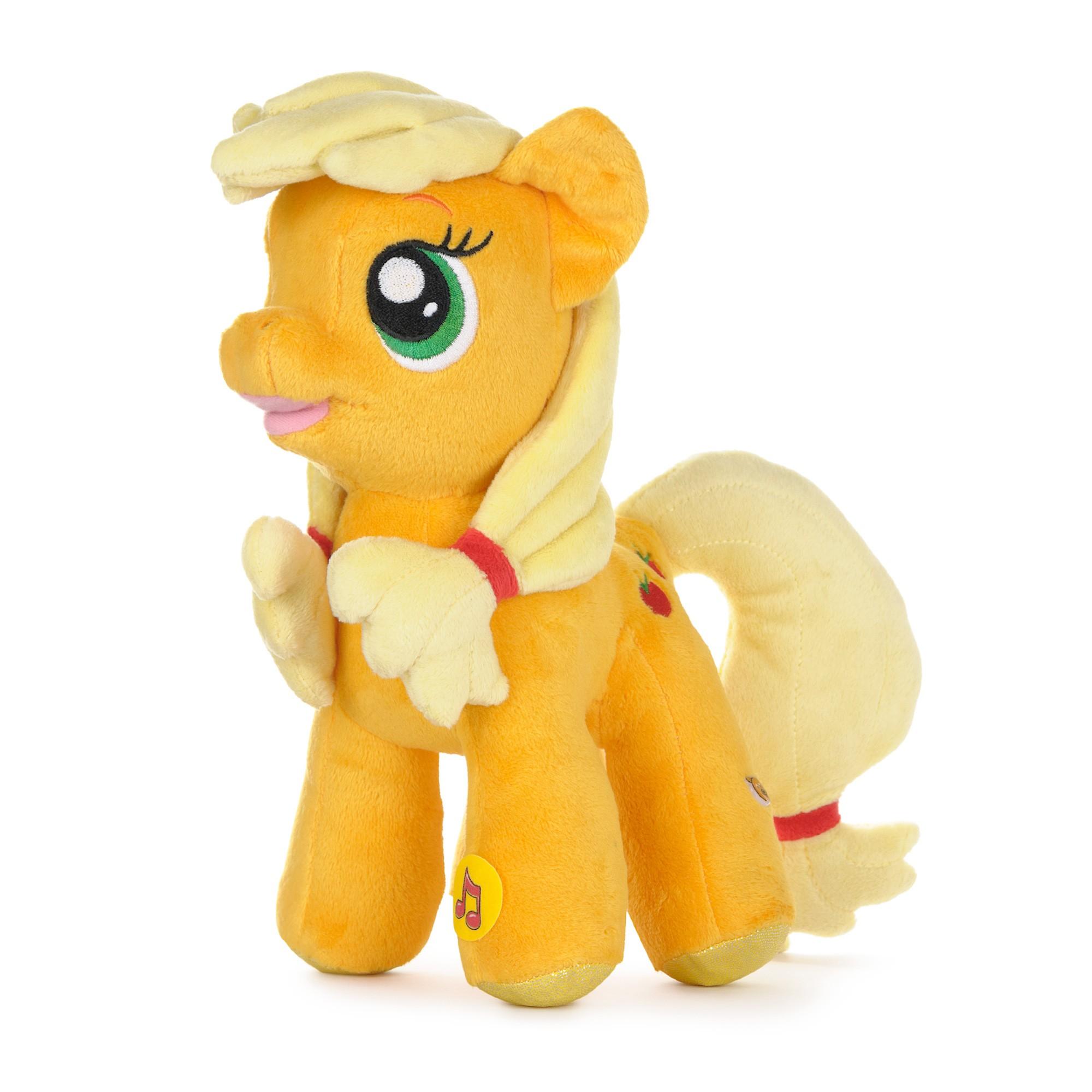 Мягкая игрушка Мульти-пульти My Little Pony Эпплджек<br>