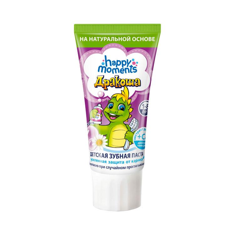 Зубная паста Дракоша бабл-гам 60 мл<br>