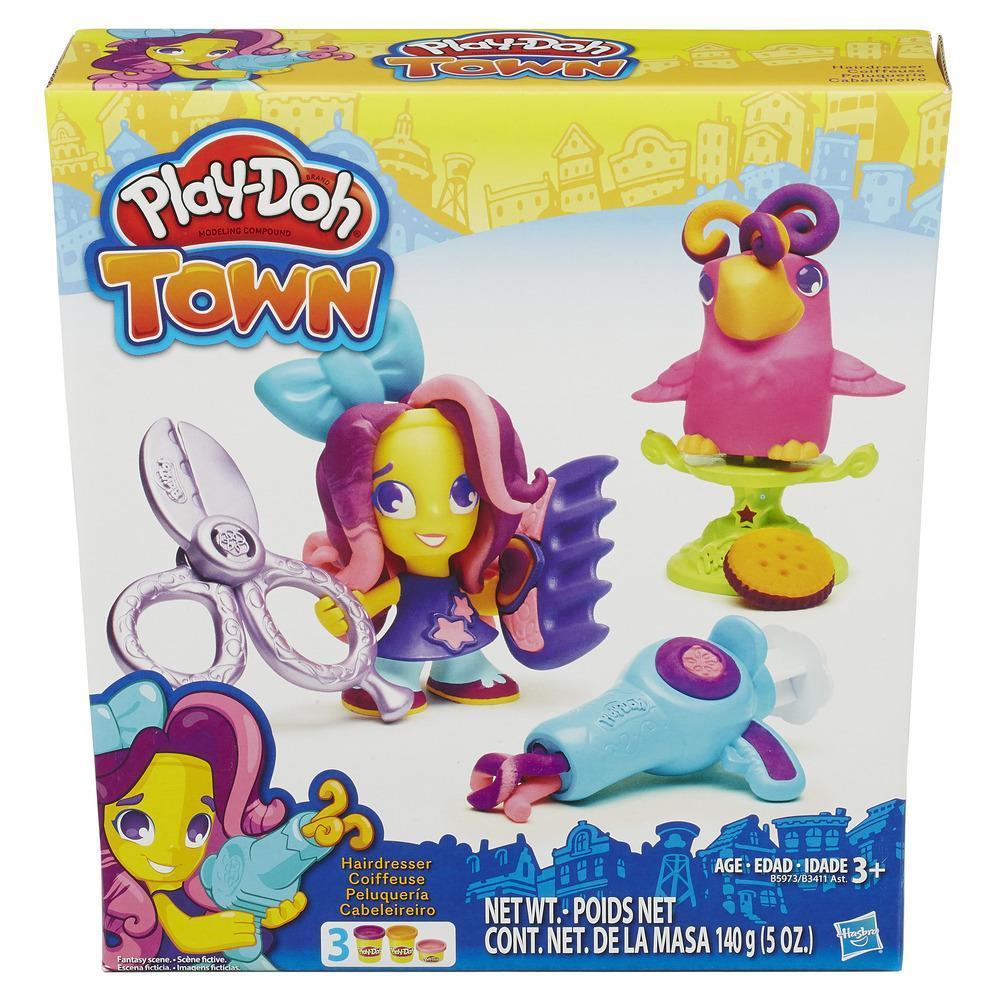 Игровой набор Play-Doh Житель и питомец в ассортименте<br>