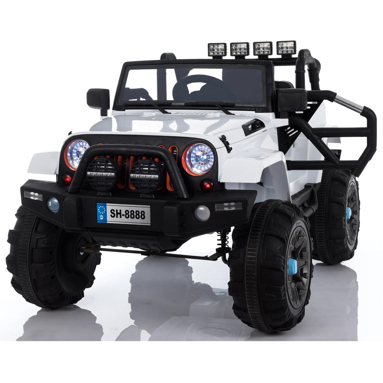 Электромобиль Toyland Jeep SH 888 Белый<br>
