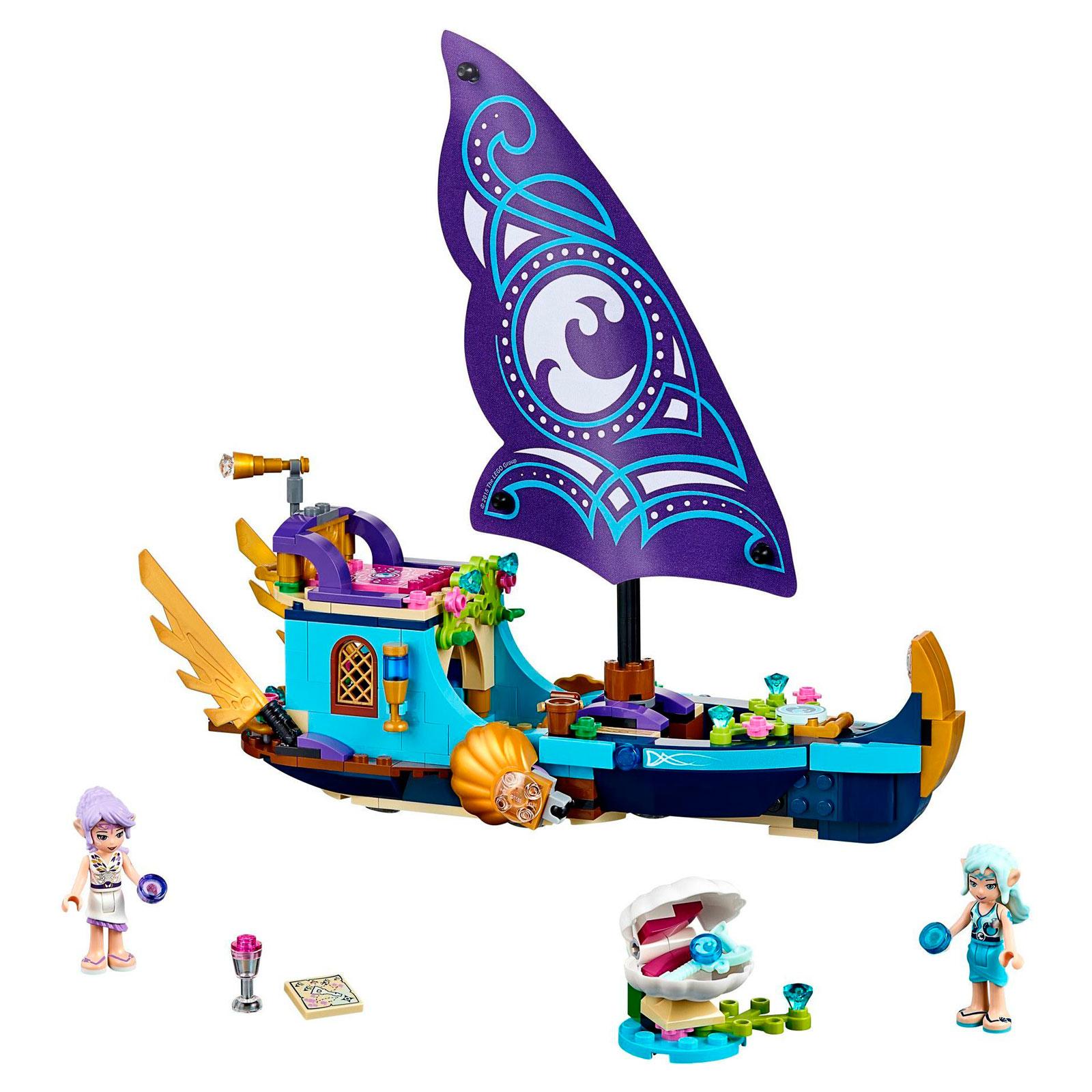 Конструктор LEGO Elves 41073 Корабль Наиды<br>