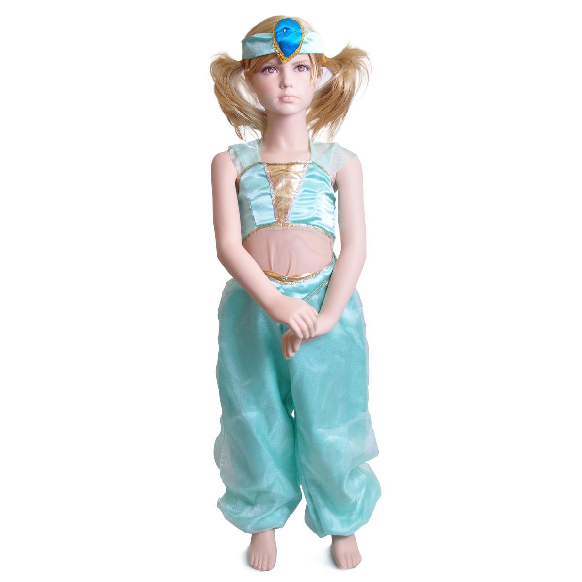 Карнавальный костюм Звезда Востока из 3 предметов Размер 116-122 см.<br>