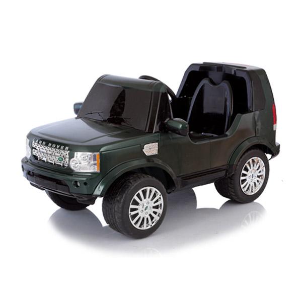 Электромобиль Jetem Land Rover Discovery 4 KL-7006F Темно-зеленый металлик<br>