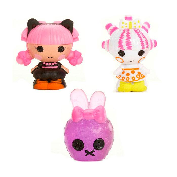 Кукла Mini Lalaloopsy Мим, Маскарад, Кролик