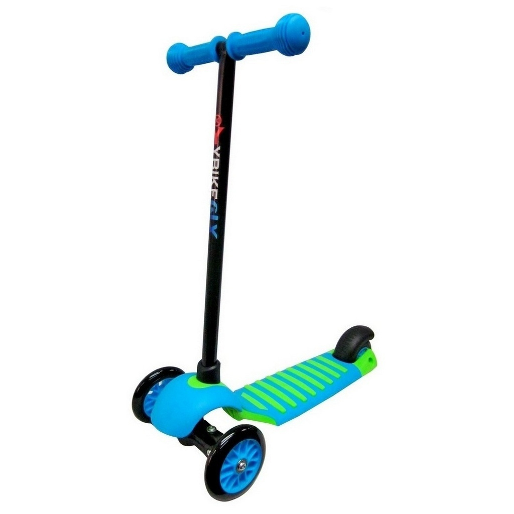 Самокат Y-Bike Glider de luxe mini NEW Blue Kiwi<br>
