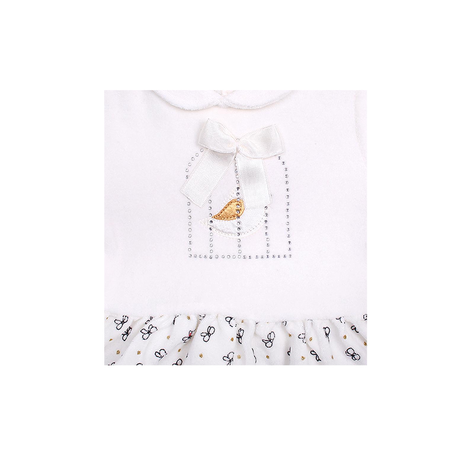 Комплект одежды Estella для девочки, брюки, туника, цвет - Синий Размер 74