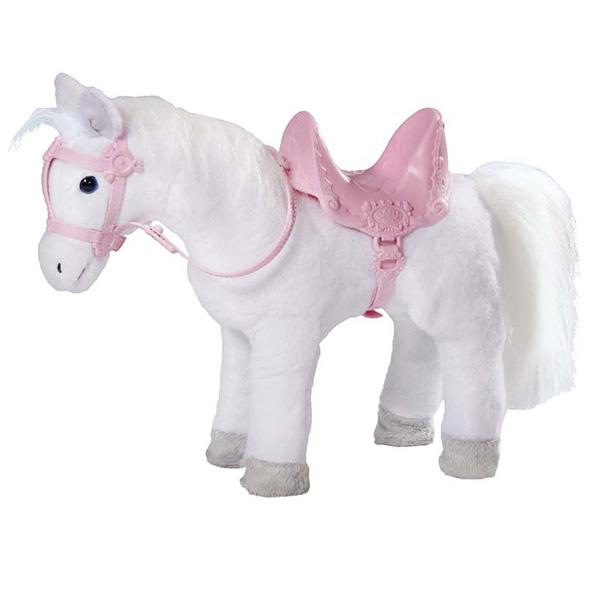 Интерактивная игрушка Zapf Creation Baby Born Лошадка Белая<br>