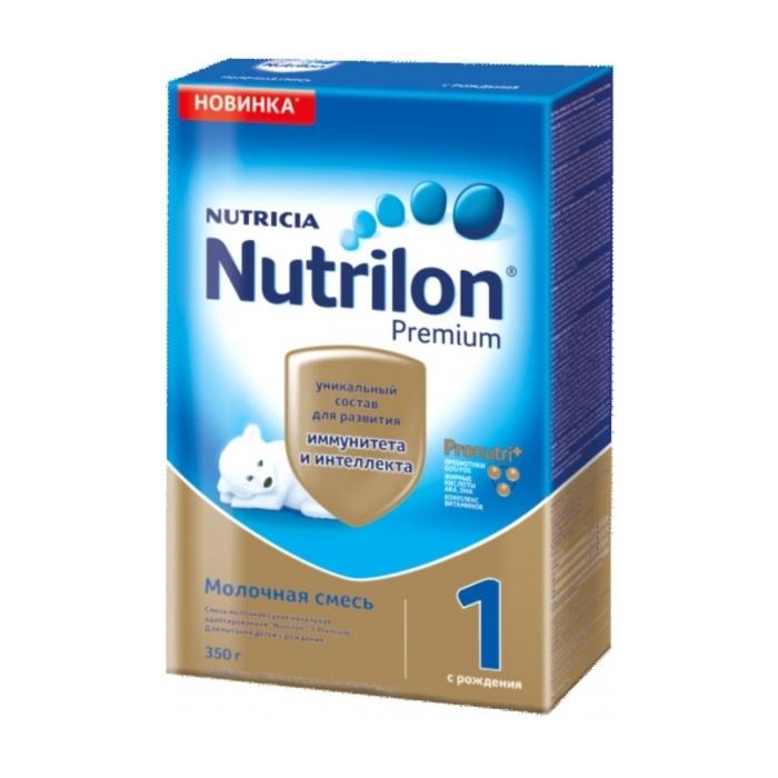 Заменитель Nutricia Nutrilon Premium 350 гр №1 (с 0 мес)<br>
