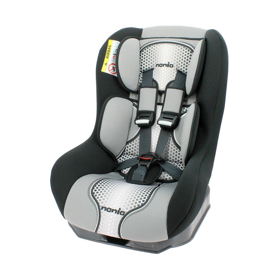 Автокресло Nania Driver 0-18кг Pop Black<br>