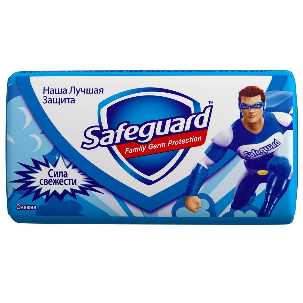 Мыло Safeguard антибактериальное 90 гр Сила свежести<br>