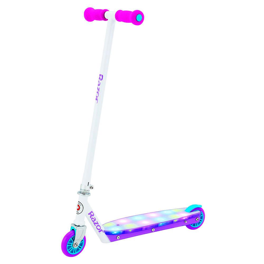 Самокат для детей Razor Party Pop Фиолетовый<br>