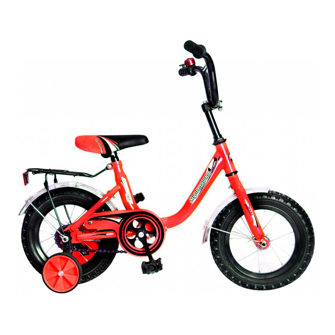 Велосипед двухколесный RT МУЛЬТЯШКА 12 XB1204 Красный<br>