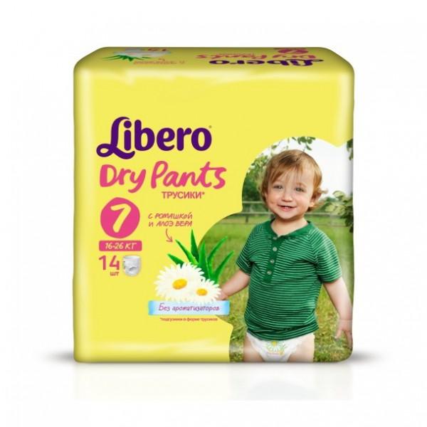 ������� Libero Dry Pants Extra Large+ 16-26 �� (14 ��) ������ 7