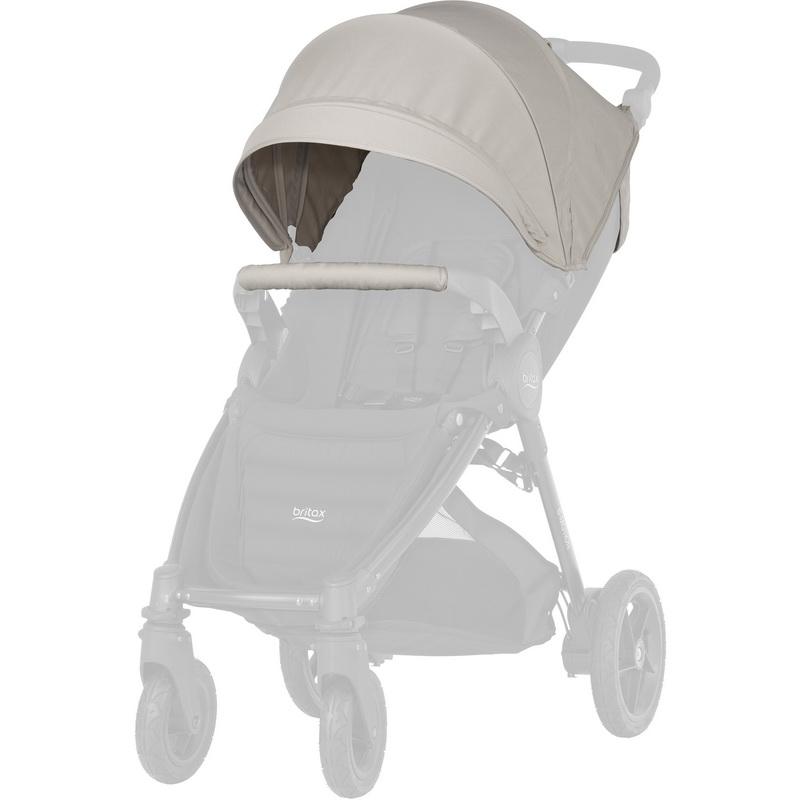Капор для  коляски Britax Roemer B-Agile/B-Motion 4 Plus Sand Beige<br>
