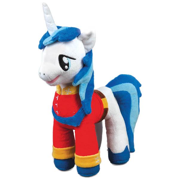 Мягкая игрушка Мульти-пульти My Little Pony Принц Армор<br>