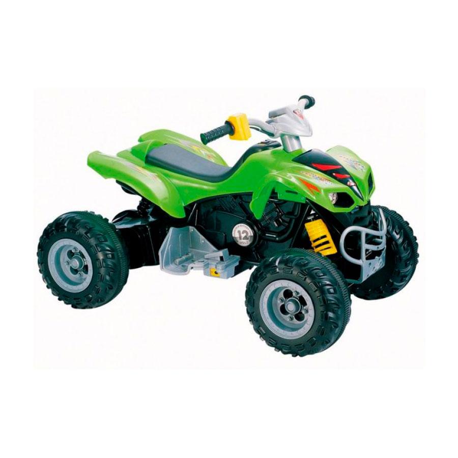 Электроквадроцикл TjaGo Зеленый<br>