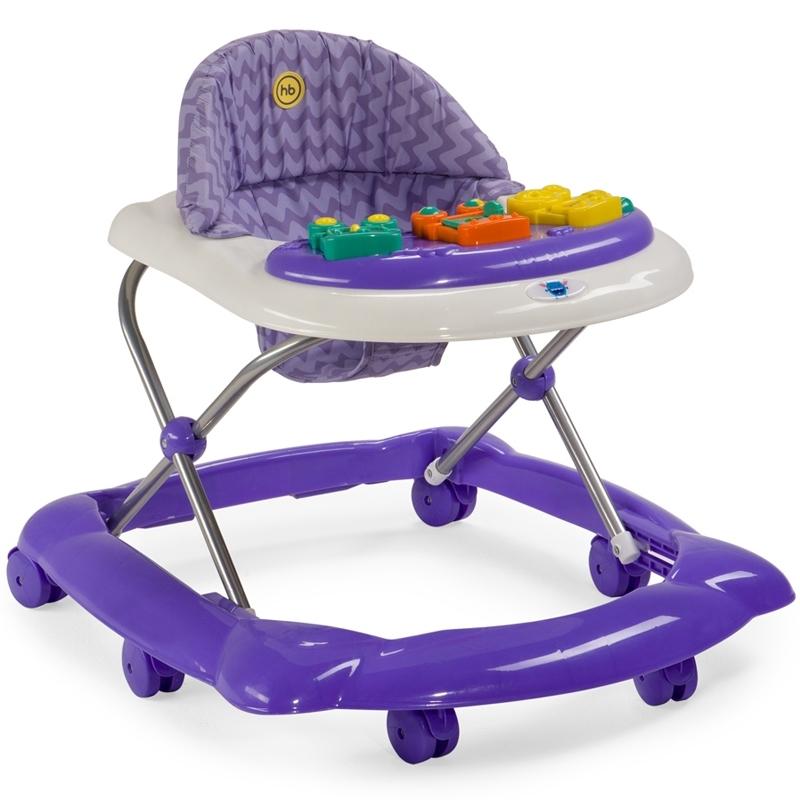 Ходунки Happy baby Pioneer Violet<br>