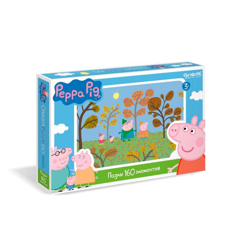 Пазл Origami Peppa Pig 1541<br>