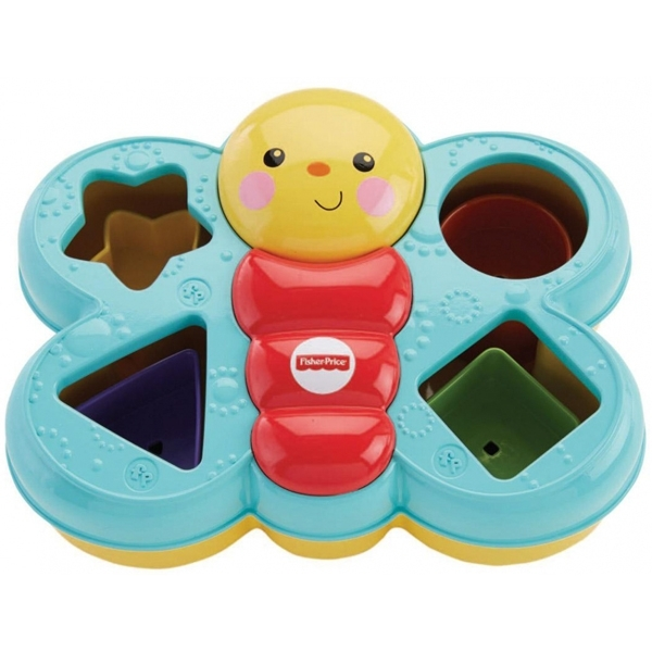 Сортер Fisher Price Бабочка<br>
