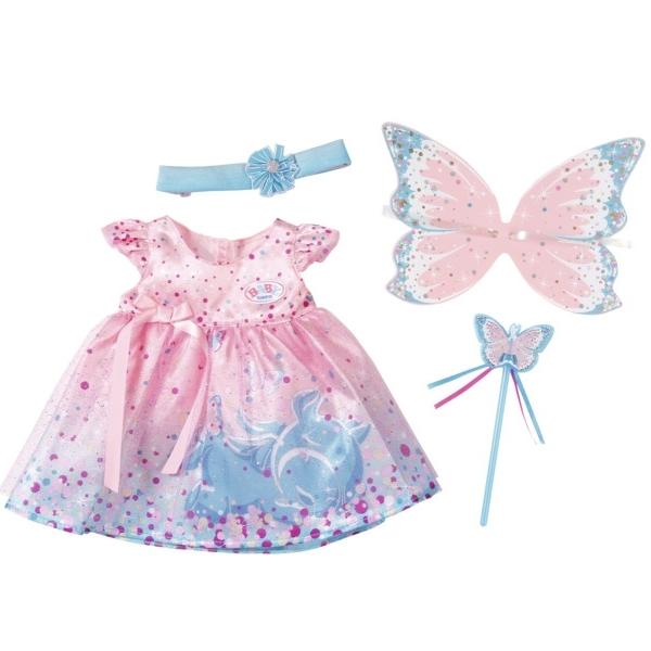 Одежда для кукол Zapf Creation Baby Born Платье феи<br>