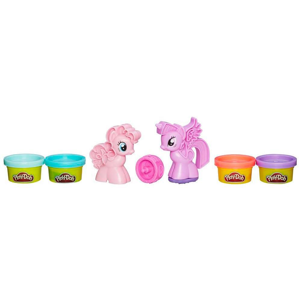 Игровой набор Play-Doh Знаки отличия пони<br>