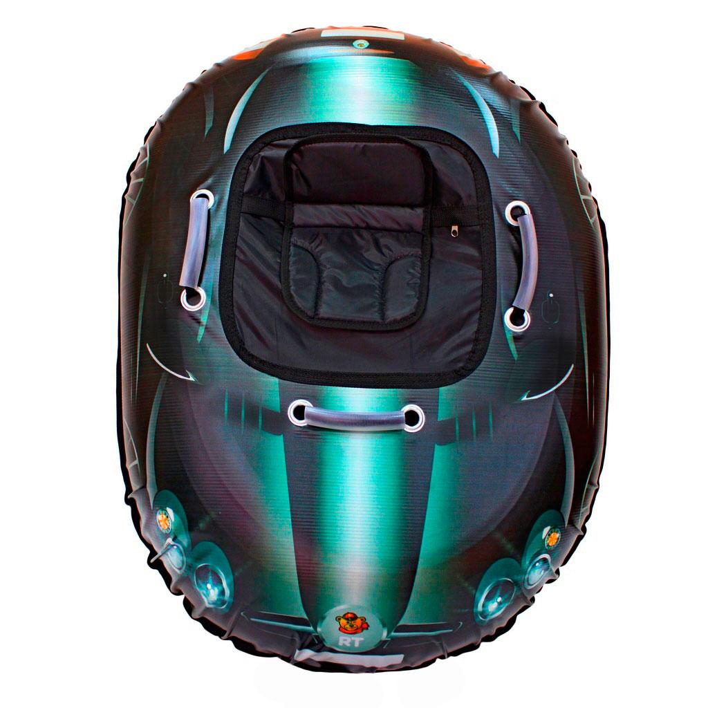 Тюбинг RT Snow Auto SLR Mclaren Серо-зеленый<br>