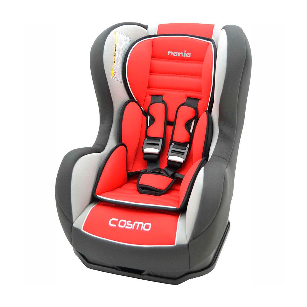 Автокресло Nania Cosmo Sp 0-18кг Agora Carmin Luxe Shadow/Carmin/Gris Clair<br>