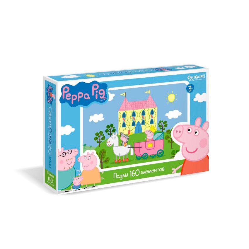 Пазл Origami Peppa Pig 1544<br>