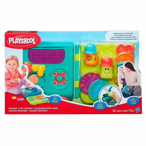 Игрушка Playskool Возьми с собой Моя первая кухня<br>