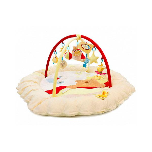 Развивающий коврик Felice Сонный мишка Бежевый<br>