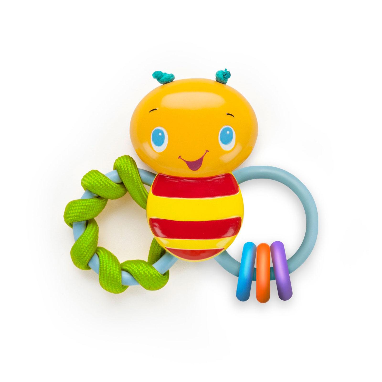 Погремушка Bright Starts Пчелка с 3 месяцев<br>