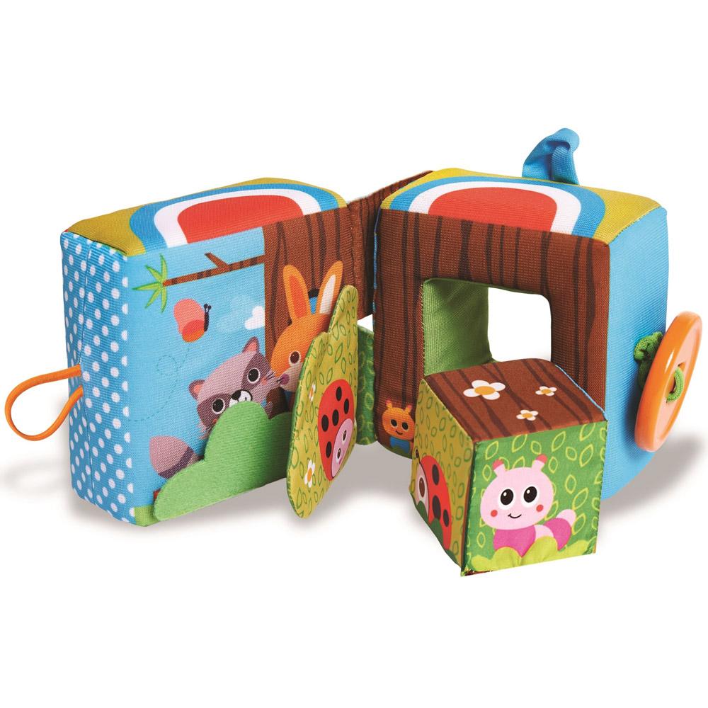 Развивающая книжка Tiny Love Куб<br>