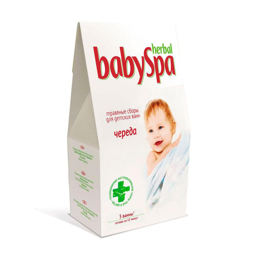 Травяной сбор Herbal Baby Spa Череда 45 гр